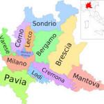 Lombardia Provincie