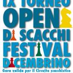 Manifesto Torneo Open del Festival Dicembrino 2015